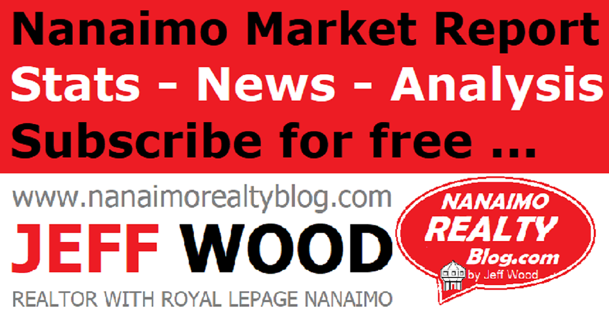 November 2018 Nanaimo Real Estate Update